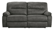 Ashley Bolzano Slate Reclining Sofa/Couch