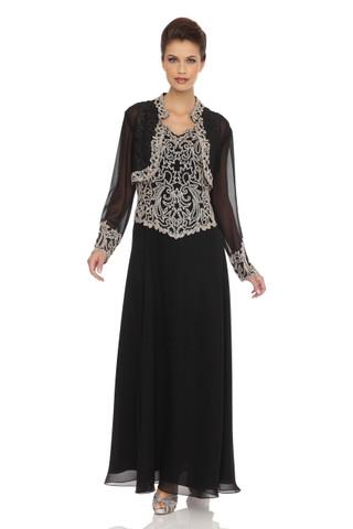 Bolero Jacket Dress