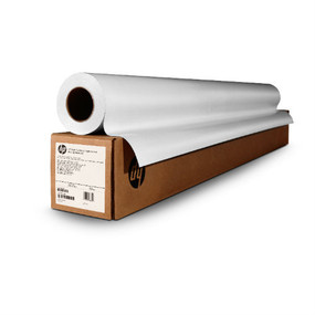 """60"""" X 200' HP Universal Coated Paper, 3-In Core"""