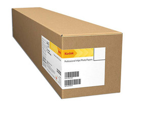"10"" X 100' Kodak Professional Inkjet Photo Paper Metallic (255 Gsm)"