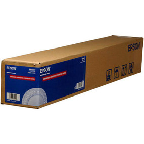 """Epson Enhanced Adhesive Synthetic Paper 24"""" x 100' Roll"""