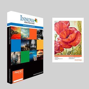 "17x22"" Innova Smooth Cotton High White - 450g, 50 Sheets"