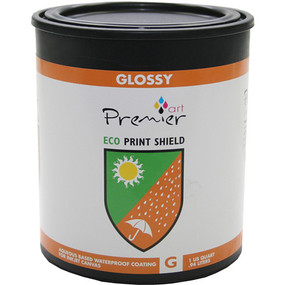 Eco Print Sheild InkJet Canvas Coating Glossy
