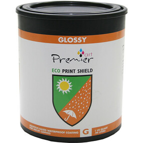 Eco Print Sheild InkJet Canvas Coating Glossy