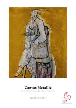 Hahnemuhle Canvas Metallic 350gsm