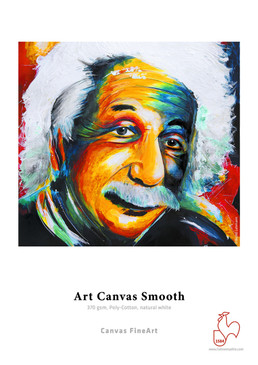 Hahnemuhle Art Canvas Smooth 370gsm