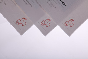 "17"" x 22"" Hahnemuhle Photo Rag® 308gsm Deckle Edge 25 Sheets"