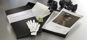 "13"" x 19"" Hahnemuhle Portfolio Box with Photo Rag® 308"