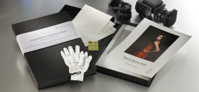 "13"" x 19"" Hahnemuhle Portfolio Box with FineArt Baryta Satin"