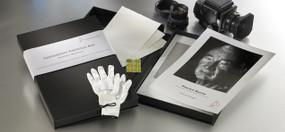 """13"""" x 19"""" Hahnemuhle Portfolio Box with FineArt Baryta"""