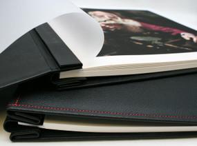"12"" x 12"" Hahnemuhle FineArt Inkjet Leather Album refill - Photo Rag® Book & Album 20 Sheets"