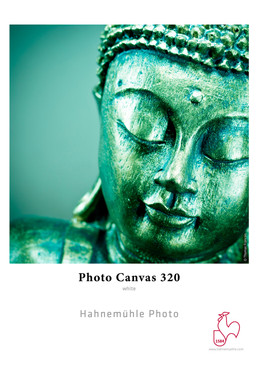 """17"""" x 66' Hahnemuhle Photo Canvas 320 gsm Roll"""