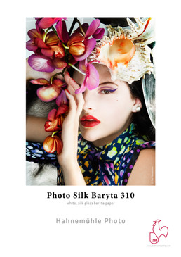 "8.5"" x 11"" Hahnemuhle Photo Silk Baryta 310 gsm 25 Sheets"