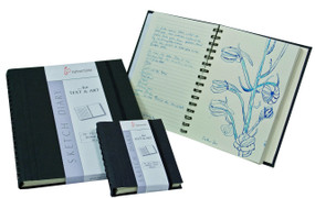 """8.3"""" x 5.8"""" Hahnemuhle Sketch Diary 120gsm 60 Sheets"""