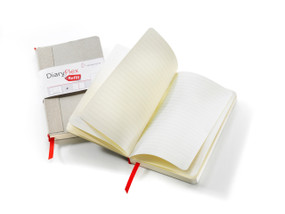 """7"""" x 4"""" Hahnemuhle Diary Flex Refill - Ruled, 80 Sheets"""