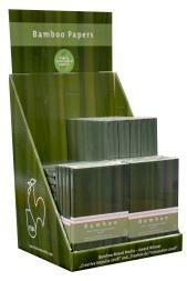 Hahnemuhle Filled Counter Displays - Bamboo Full Refill