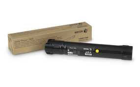 Xerox Brand Black Hi Capacity Toner Cartridge, Phaser 7800