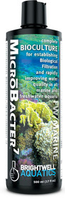 Brightwell MicroBacter 7 Complete Bioculture for Marine & FW Aquaria