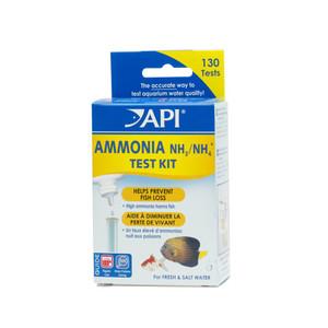 API Test Kit Ammonia for Freshwater & Saltwater