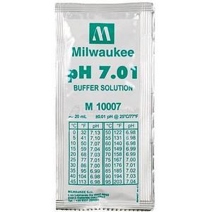 Milwaukee 7.01/10.01 pH Calibration Fluid - Single Use Packet