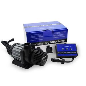 DC 1000 Circulation Pump - Simplicity