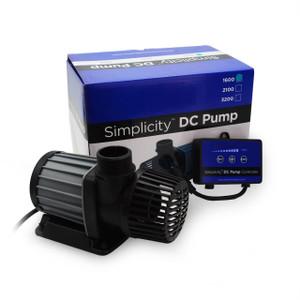 DC 1600 Circulation Pump - Simplicity