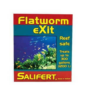 Salifert Flatworm eXit Aquarium Treatment - 10ml/300 Gallons