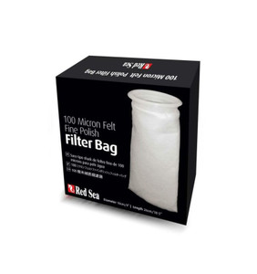 Red Sea 100 Micron Felt Fine Polish Filter Bag