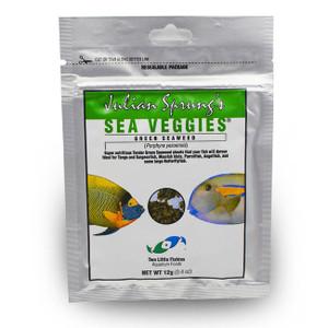 Two Little Fishies Sea Veggies Green Seaweed 30g