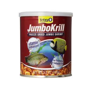 Tetra Jumbo Krill Freeze Dried Jumbo Shrimp