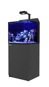 Red Sea MAX E-Series 170 Rimless Aquarium 45 Gallons with ReefLED 90 Light System