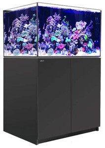 Red Sea Reefer XL 300 Rimless Aquarium (Black) 80 Gallons
