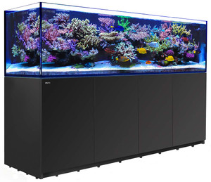 Red Sea Reefer 3XL 900 Rimless Aquarium 240 Gallon (Black)