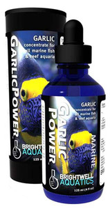 Brightwell Aquatics - Concentrated Garlic Supplement for Marine Fishes 30ml
