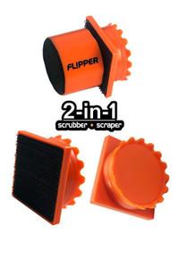 Flipper Pico 2 In 1 Magnet Aquarium Algae Cleaner (Glass)