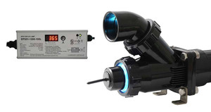 Pro-Max UV Sterilizer Amalgam High Output 3 inch 120 Watt - Lifegard Aquatics