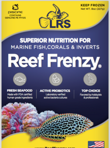 LRS Reef Frenzy 8oz