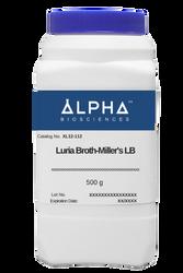 Luria Broth [Miller's LB Broth] (L12-112)