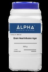 BRAIN HEART INFUSION AGAR (B02-112)