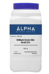 Brilliant Green Bile Broth 2% (B02-118)