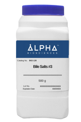 Bile Salts #3 (B02-126)