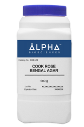 Cooke Rose Bengal Agar (C03-123)-CALL FOR PRICING