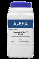 DEOXYCHOLATE AGAR (D04-104)