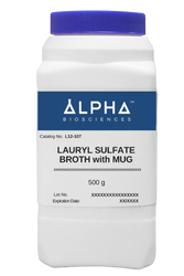 LAURYL SULFATE BROTH with MUG (L12-107)