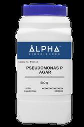 PSEUDOMONAS P AGAR (P16-113)