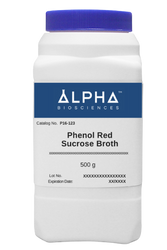 Phenol Red Sucrose Broth (P16-123)