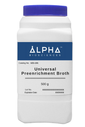 Universal Preenrichment Broth (U21-101)