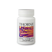 Thorne Research Zinc Citrate