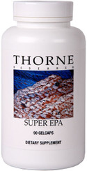 Thorne Research Super EPA 90 Gelcaps