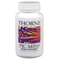 Thorne Research Pic-Mins 90 Veggie Caps